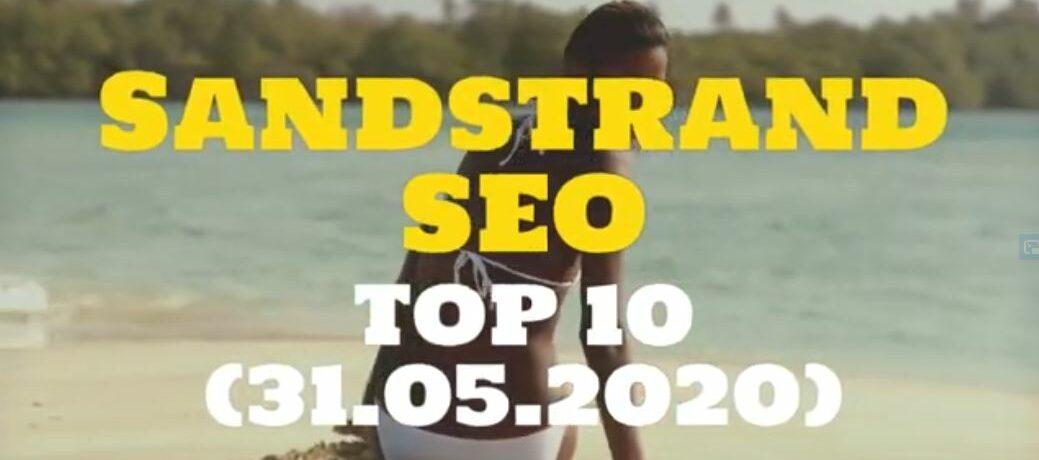 SandstrandSEO - Top10 Ranking